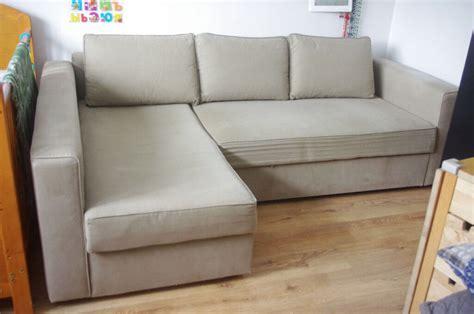 ikea manstad corner sofa bed  storage  vauxhall
