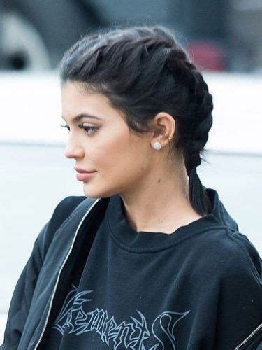 kylie jenner hairstyles short long ombre hair page