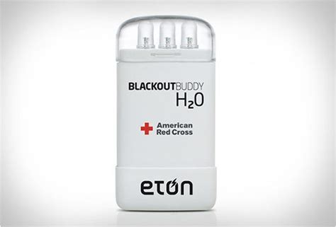 No Batteries Required For The Blackout Buddy H20