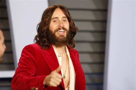 Jared Leto Was The Worst Dressed At 2018 Vanity Fair Oscar