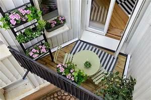 Balkon Im Winter Gestalten : 5 ideas para decorar un balc n peque o ~ Markanthonyermac.com Haus und Dekorationen