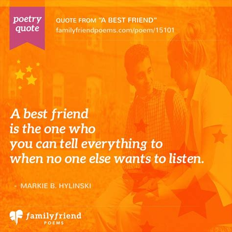 friend   friend  friend poem