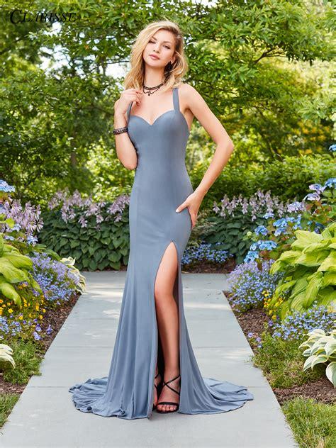 prom dress clarisse