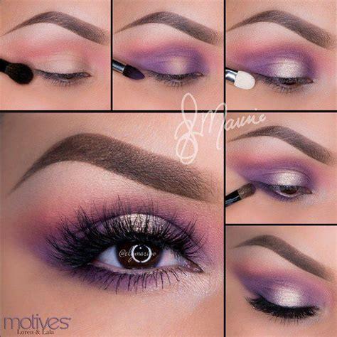 beautiful pink eye makeup    pretty designs