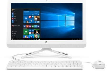 prix d un ordinateur de bureau pc de bureau hp 22 b020nf darty