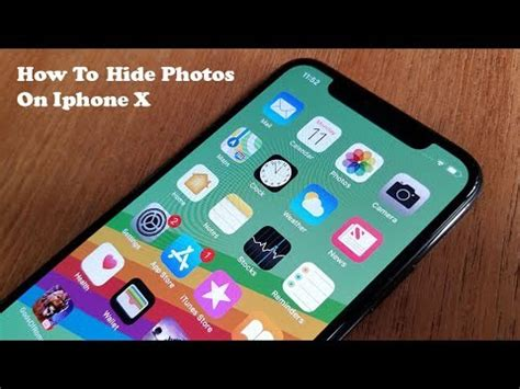 how to hide photos iphone how to hide photos on iphone x fliptroniks
