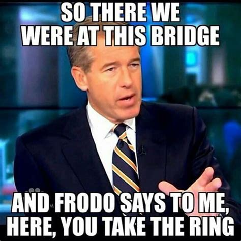 11 memes poking fun at brian williams therhinoden home of all things military