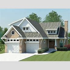 Narrow Lot Cottage House Plans Craftsman Narrow Lot House
