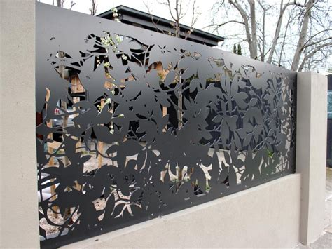 decoupe laser tole decorative decorative garden screen laser lightning decorative laser cut metal panels interior designs