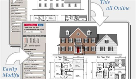 house plans  unique house plans
