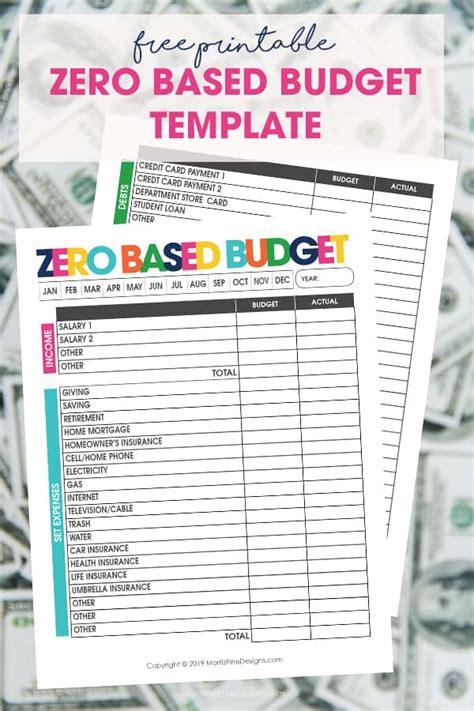budget printables thatll   manage