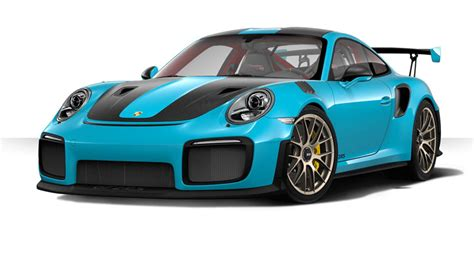 911 Gt Rs by Porsche 911 Gt2 Rs Configurator Lets You Design Your