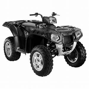 Polaris Sportsman 550  2009