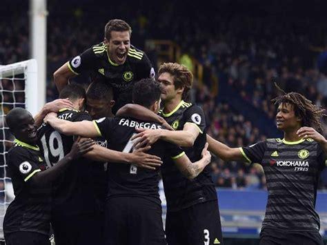 Premier League: Chelsea Beat Everton But Tottenham Hotspur ...