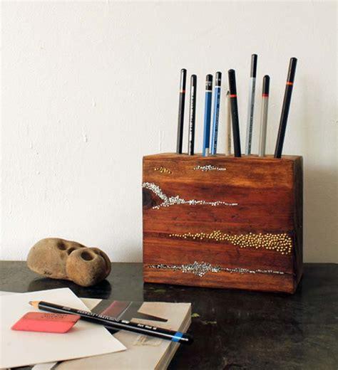 diy pencil holder for desk 40 diys for your desk