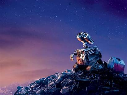 Disney Wall Wallpapers Walle Movies Background Film