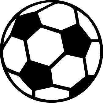silhouette cameo soccer ball google search soccer ball