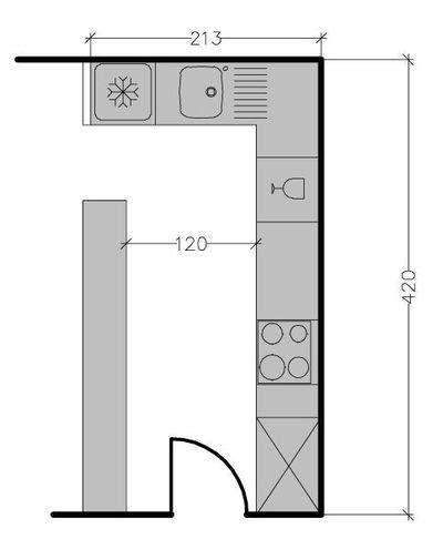 cuisine 9m2 avec ilot plan de cuisine en l 8 exemples pour optimiser l 39 espace kitchen design and kitchens