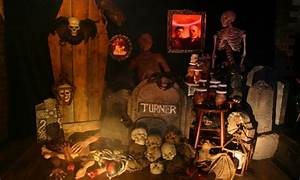 Hollywood bedroom decor, scary halloween decorations
