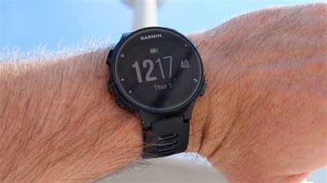 bluetooth watches android garmin forerunner 735xt review