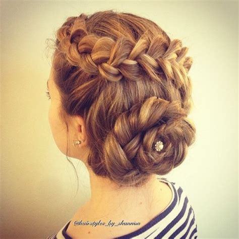 Updo Prom Hairstyles For Hair by 40 Most Delightful Prom Updos For Hair In 2017