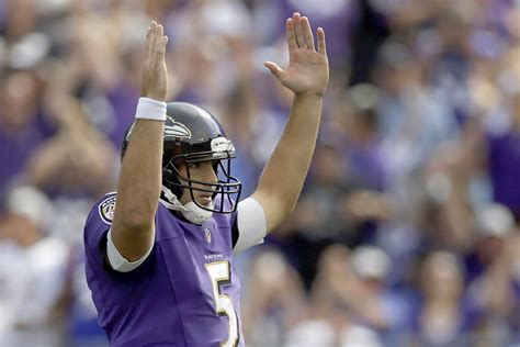 Joe Flacco can't wait to 'get away from' family when ...
