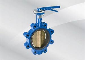 Fig  980 - Ansi Export Butterfly Valve