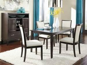 80 idees pour bien choisir la table a manger design With meuble salle À manger avec chaise coloràé pas cher