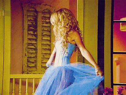 Swift Taylor Gifs Spinning Prom Dancing Anos