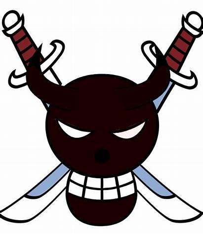 Devil Demon Jolly Clipart Roger Piece Transparent