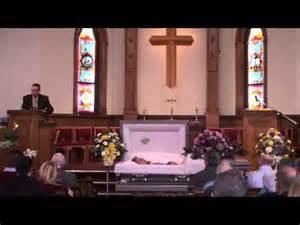 Lucille Ball Funeral Open Casket
