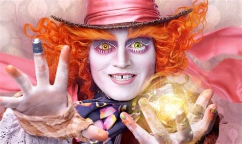 ICv2: 'Alice Through The Looking Glass' Character Posters