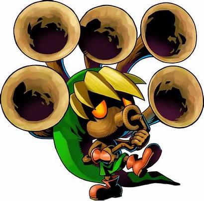 Deku Zelda Link Mask Legend Pipes Majora