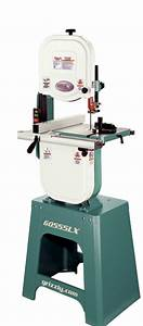 Grizzly Goes Deluxe With 14-inch Band Saw