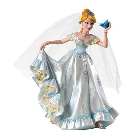 Disney Showcase Cinderella Bridal Couture Resin Statue   Enesco   Cinderella   Statues at