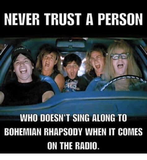 Bohemian Rhapsody Memes - funny bohemian rhapsody memes of 2016 on sizzle cats