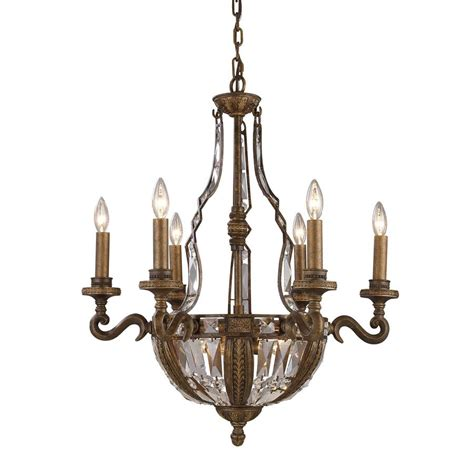 shop westmore lighting so paulo 25 in 10 light antique