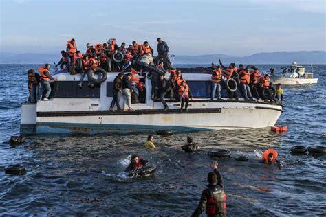 political migration crisis   military