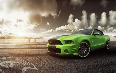 Download Ford Mustang Shelby Gt500 Hd Wallpaper Gallery