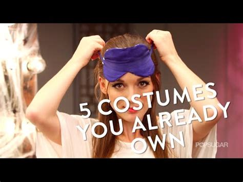 Costumes Out Of Your Closet by 5 Costumes You Already In Your Closet