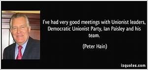 Ian Paisley Quotes. QuotesGram