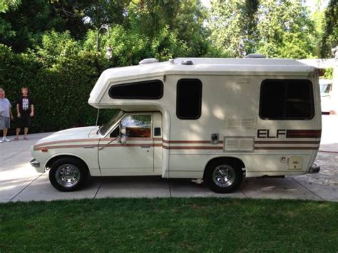 Toyota Motorhomes For Sale by 1978 Toyota Motorhome For Sale In Reseda California 5k