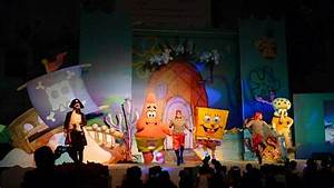Ahoy there! SpongeBob onboard Star Cruises ...