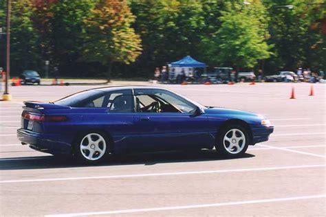 subaru svx blue subarusvx com pictures