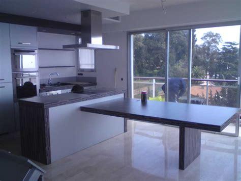 ilot cuisine avec table coulissante ilot central table cuisine des photos ilot de cuisine ikea