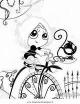 Coloring Ruby Gloom Cartoon Emery Sweet Going Emo Disegnidacoloraregratis Salvato Thestylishpeople sketch template