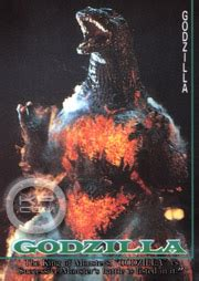 rodans roost trading cards godzilla trading collection