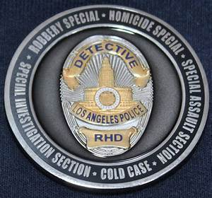 NASA LAPD Challenge Coins (page 2) - Pics about space