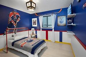 hockey bedroom ideas bedroom modern with nhl wall stickers