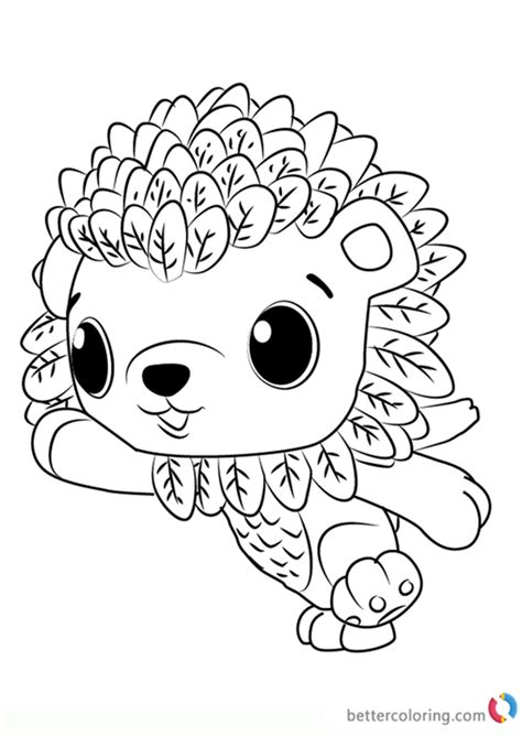 cloud leoriole  hatchimals coloring pages  printable coloring pages